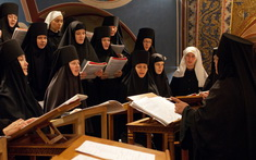Monastic Choir of St Elisabeth Convent